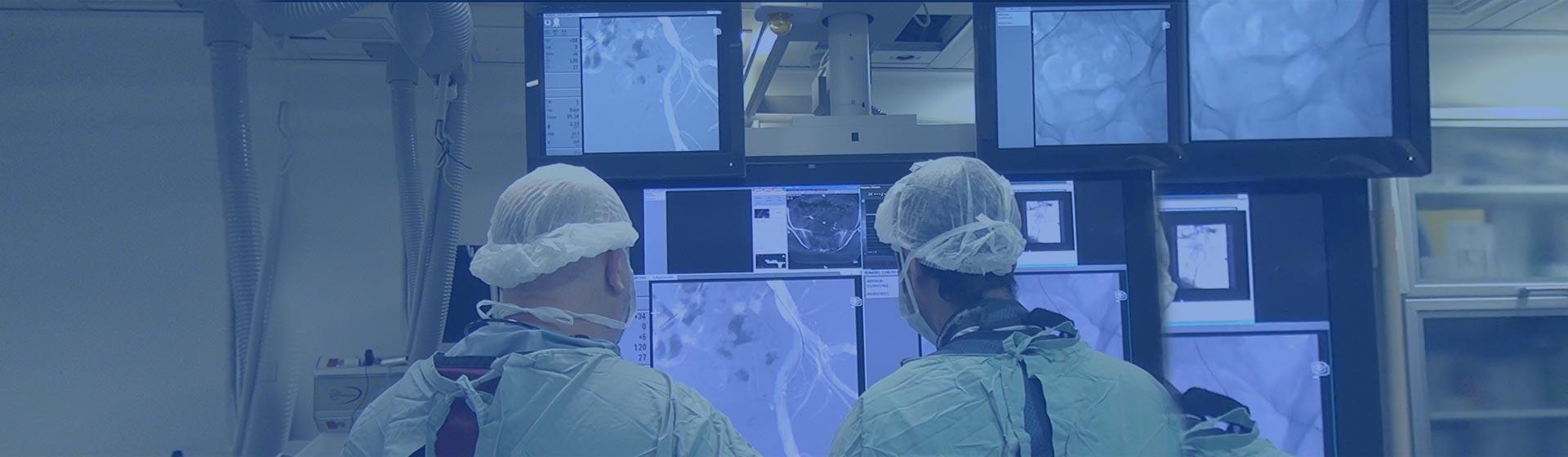Tratamento Emboloterapia - Segurança - Embolização