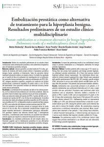Procedimento Embolização Prostatica Aprovada Conselho Federal Medicina - 10