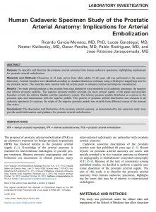 Procedimento Embolização Prostatica Aprovada Conselho Federal Medicina - 11